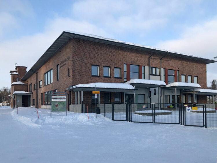 Leppakertun-koulu